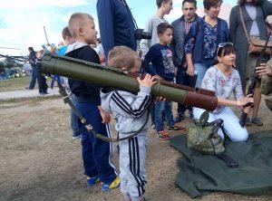 Велика гармата для малих та дорослих :)