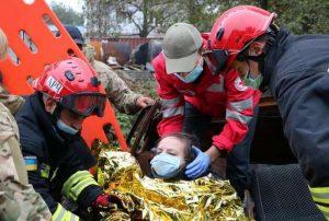 Тренінг рятувальник